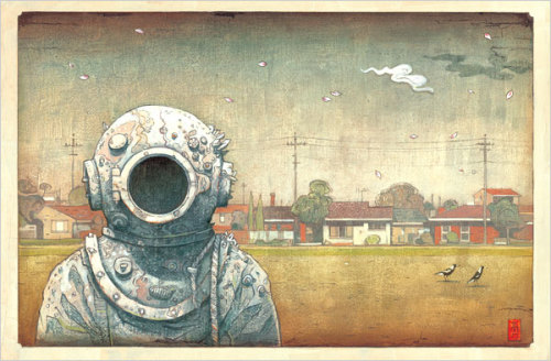 jenclone:  Tales From Outer Suburbia - Shaun Tan