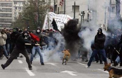 Riot Dog