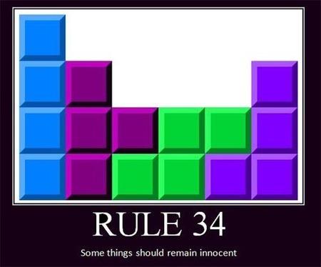 Tetris porno
