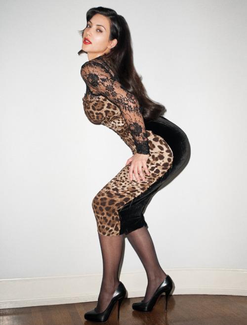 Kim Kardashian, Kim Kardashian Photos, Kim Kardashian Terry Richardson
