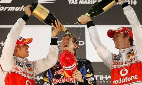 winner podium