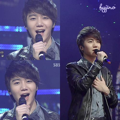 [SCREENCAP] 101219 Inkigayo S.M. THE BALLAD - Hot Times(#3)