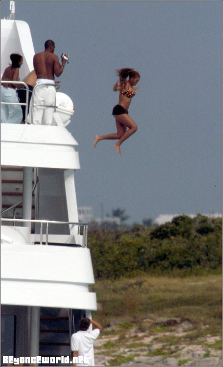 Beyonce is fearless!!!