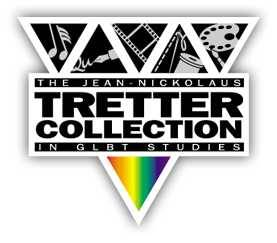 Awesome library collection of the day:Jean-Nickolaus Tretter Collection in Gay, Lesbian, Bisexual and Transgender Studies at the University of Minnesota Libraries
