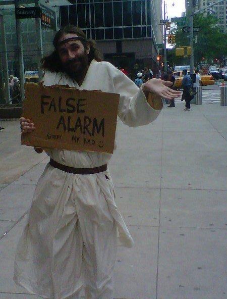 mrfakereality:  LOL today was great I'm happy it was a false alarm<3