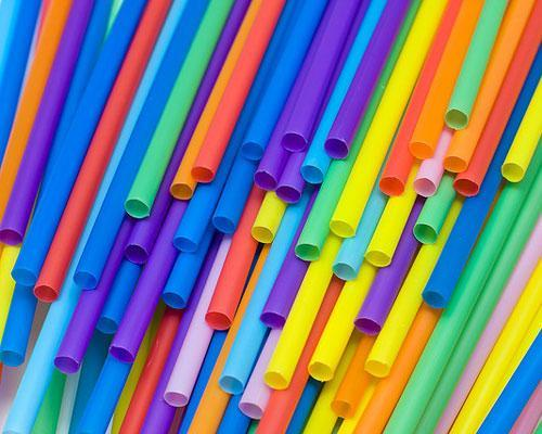 They may be pretty, but these plastic straws can also be deadly to the planet and its inhabitants. 16 simple ways to reduce your plastic waste