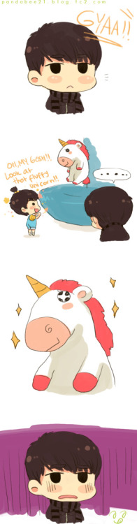 pandabee21:</p> <p>[FA] ChanWoo - Despicable Me Parody<br />