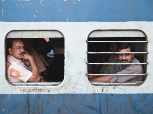 Just in case you missed it yesterday, my Indian Train project is now up on my website here.