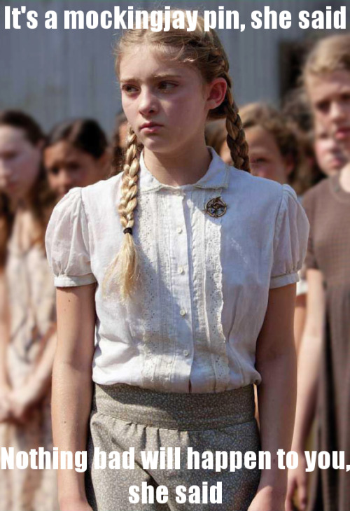 Willow Shields Hunger Games