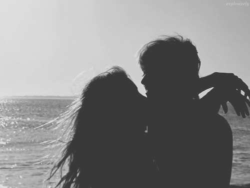 Image result for COUPLE SHADOW B&W