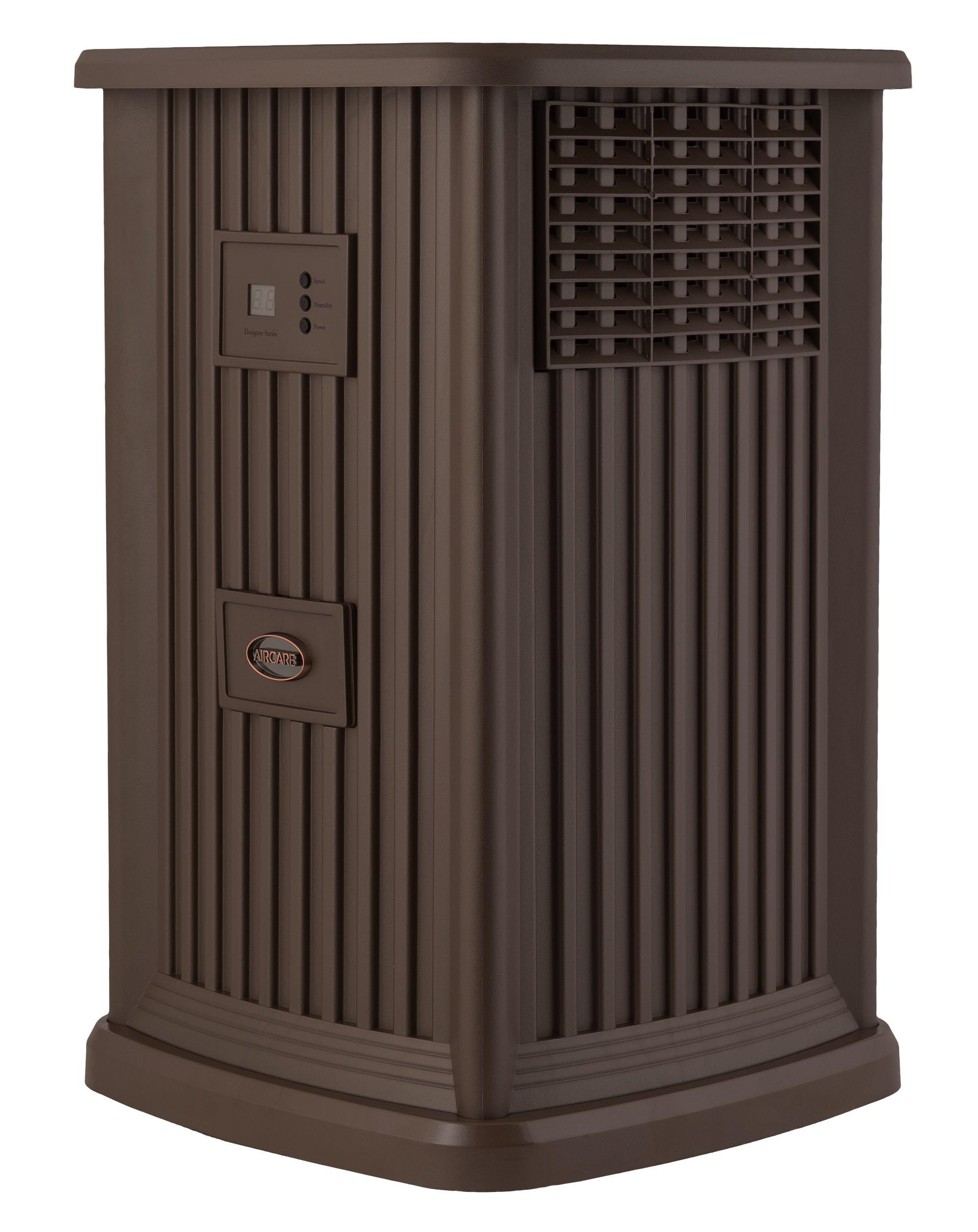 Aircare Ep9 500 Digital Style Nutmeg Whole House Pedestal