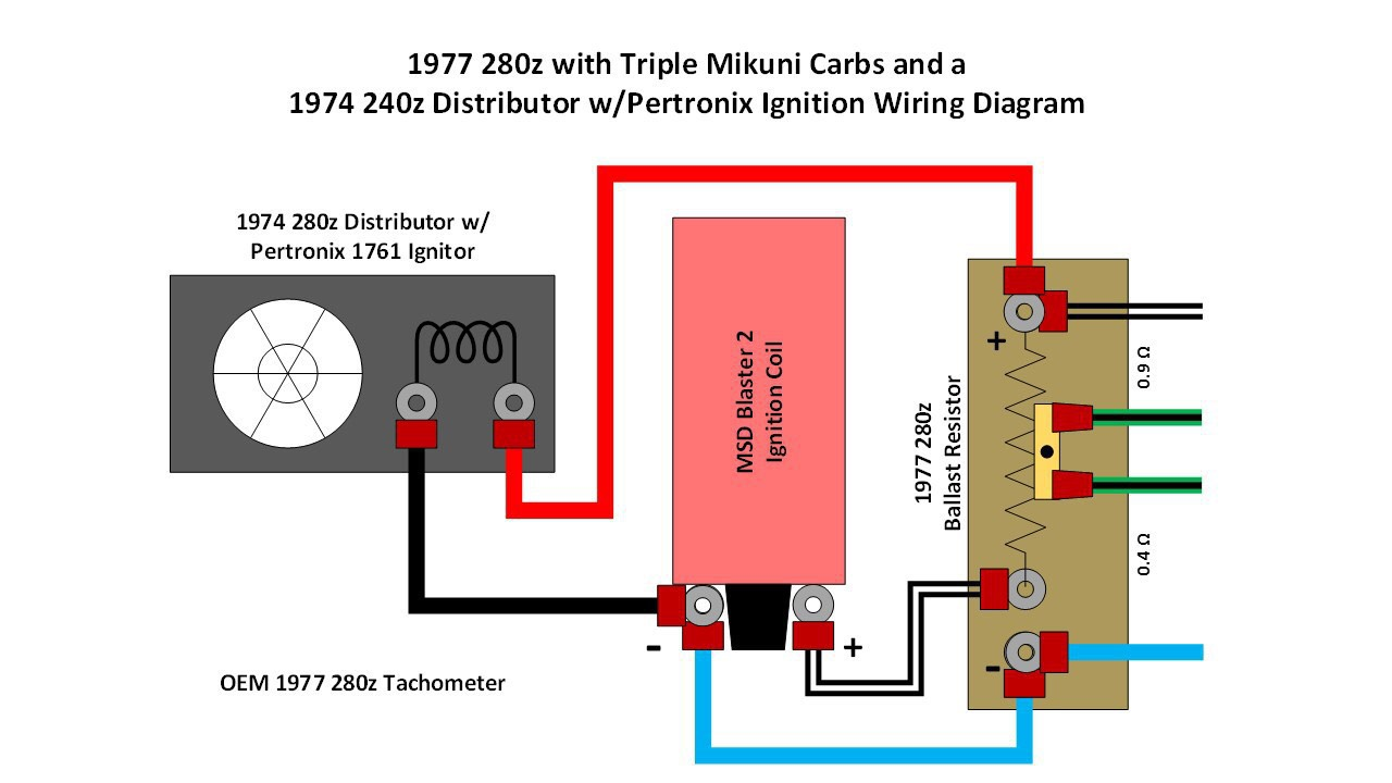 small resolution of a long winter u2013 1977 280z restorationdistributor wiring diagram 77 280z emissions