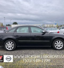 pre owned 2005 ford five hundred limited [ 4032 x 3024 Pixel ]