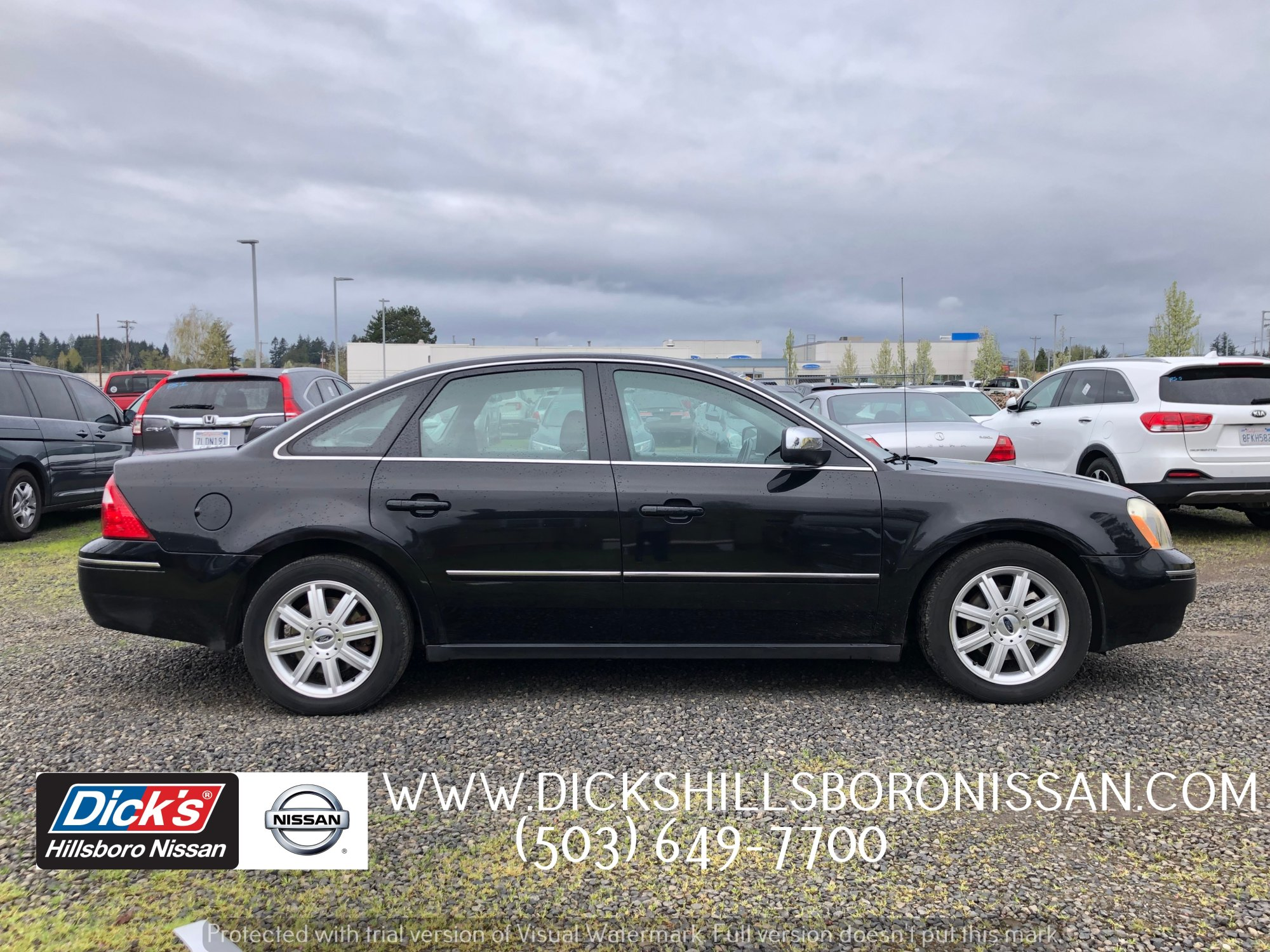 hight resolution of pre owned 2005 ford five hundred limited