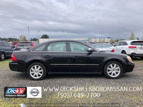 small resolution of pre owned 2005 ford five hundred limited