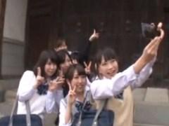 【長編】修学旅行中の女子校生たちが露天風呂で中出しレイプされるwwww