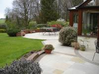 Thinking about a new patio? Some tips from a patio designer...