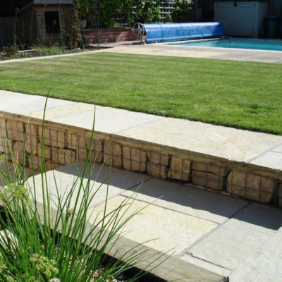How To Cope With A Sloping Garden ALDA Landscapes