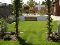 How to Cope with Wide Shallow Gardens - ALDA Landscapes