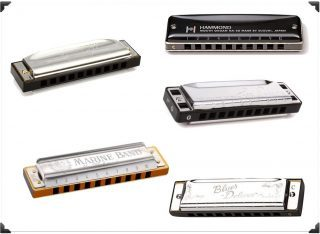 The Beginner's Guide to Harmonicas for Curious Newbies