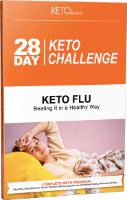 Keto Flu: Beating It in a Healthy Way cover