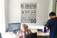 Top 10 Vinyl Wall Art for Offices | Vinyl Revolution