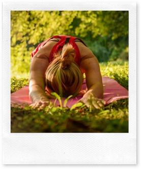 Yoga chemin - Image par Sofie Zbořilová