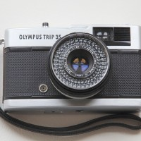 In Praise Of The Olympus Trip