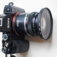 Solving the Zuiko 18mm f3.5 Filter 'Problem'