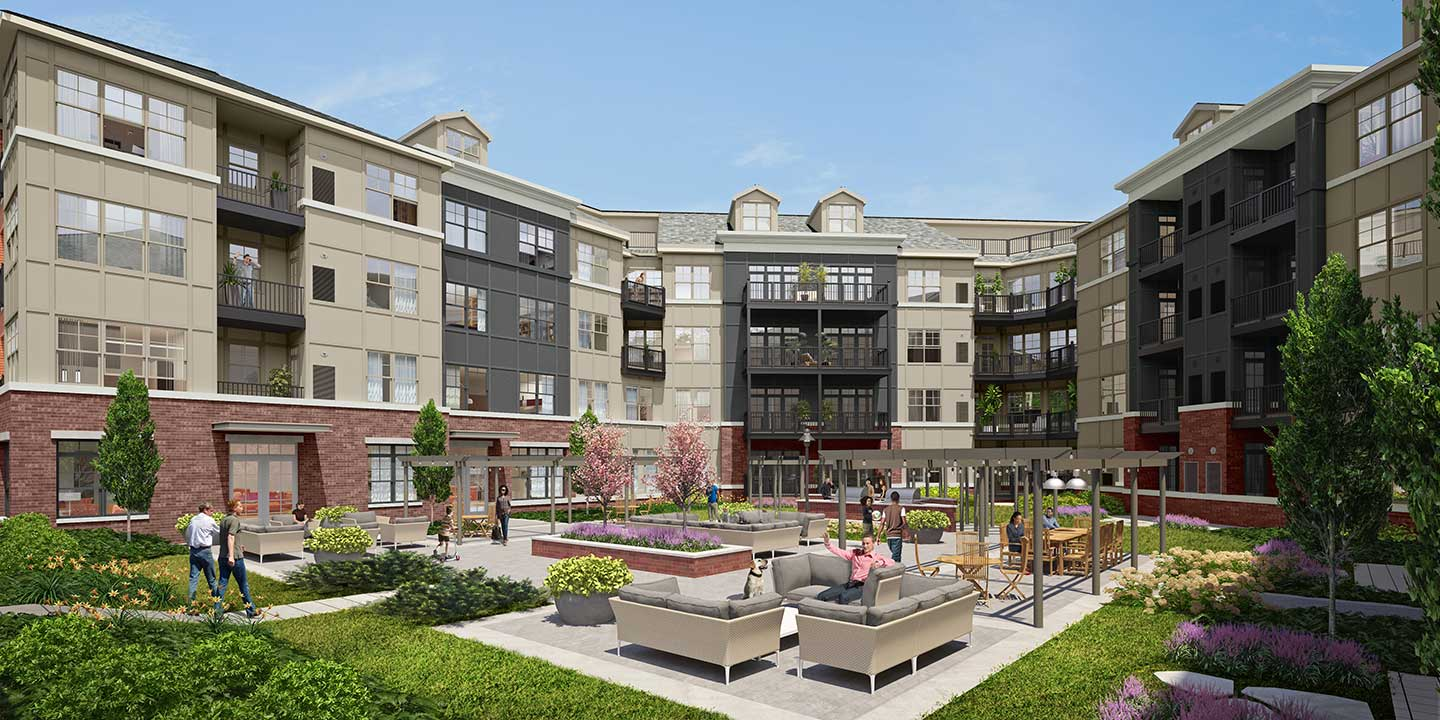 Building Boom Hits Maplewood Brings 100s of Units and