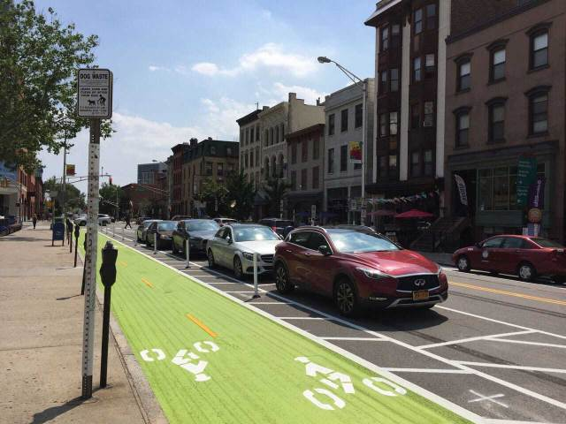 Five More Miles of Protected Bike Lanes Coming to Jersey ...
