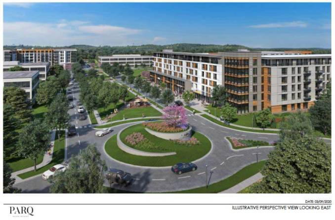 Phases 1 and 2 of Parq Parsippany Get Green Light From Planning Board | Jersey Digs