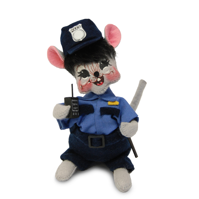 Emergency Services Mouse Annalee Dolls