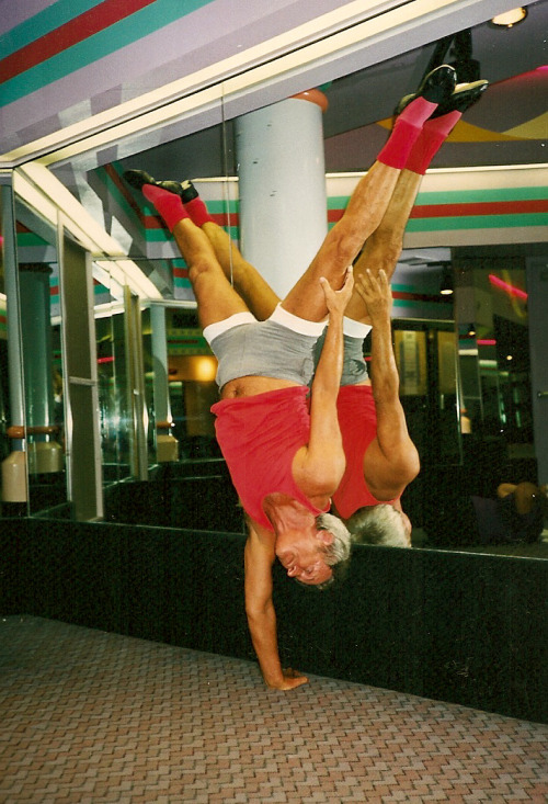 My gym partner. dtybywl: (via firstboner)