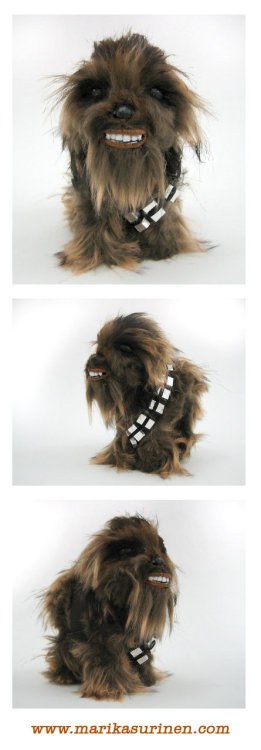 My Little Chewbacca by *Spippo