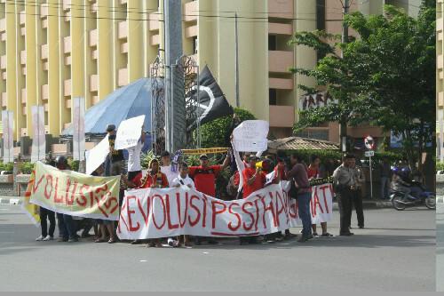 Aksi Revolusi PSSI dari Banjarmasin