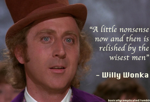 Image result for gene wilder quotes