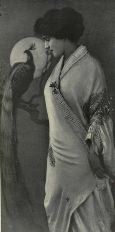 """Ivy Troutman in """"Ready Money"""" - Bangs - c. May, 1912"""