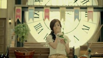 SECRET MV Screencaps ( Sunhwa)