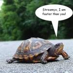 Mumble less Monday #5: Slow Slower Slowest
