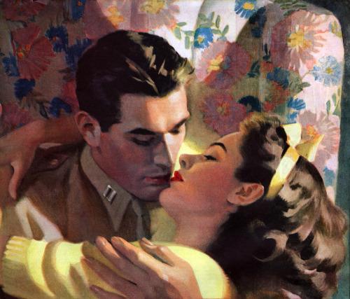 Art by Andrew Loomis 1944