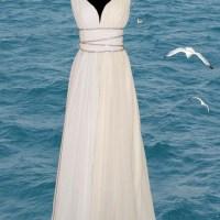 Ancient Greek style dress...