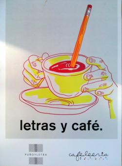 ¿Estás en el D.F.? ¡Ve a cafeleería por tu Puño y Letra y un buen café!