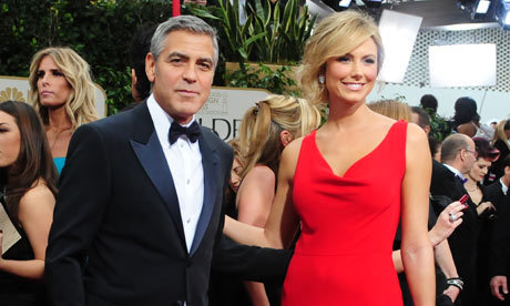 george clooney & talia balsam<br /><br /><br /><br /><br /><br />