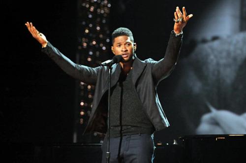 Usher Feat Will.I.Am OMG Lyrics