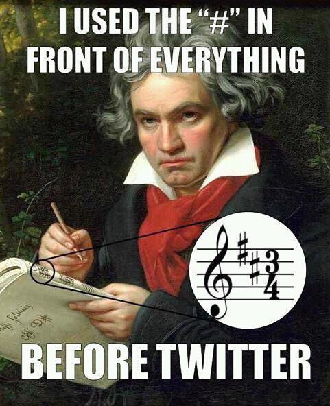 Beethoven: I used the