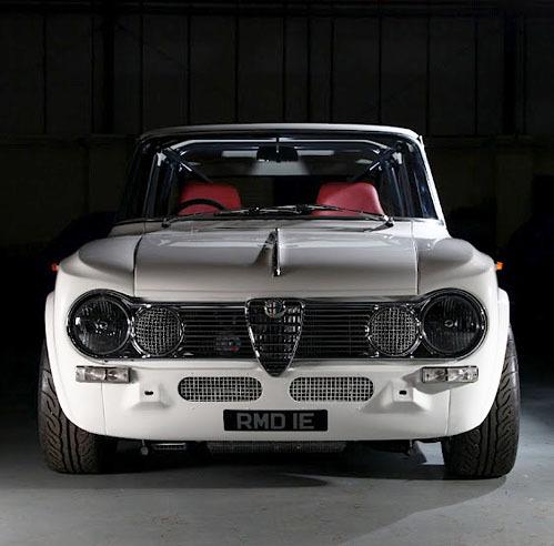 hotvvheels:  Alfa Giulia TI