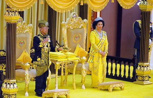 Malaysia King   Tuanku Abdul Halim Mu'adzam Shah   Seri Paduka Baginda Yang di-Pertuan Agong XIV