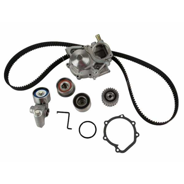 Gates Timing Belt Component Kit w/ Water Pump Subaru
