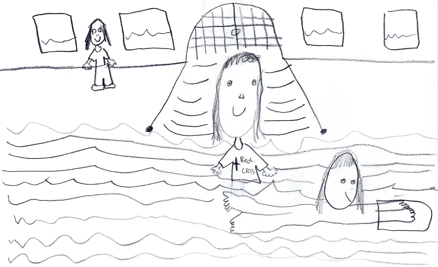 Digital Art Expo: Kids Weigh in on Swimming and